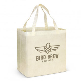 City Shopper Natural Look Tote Bag