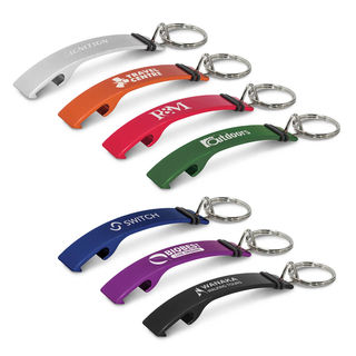 Toronto Bottle Opener Key Ring