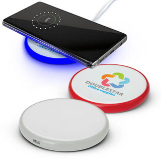 Radiant Wireless Charger Round
